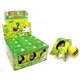 48 Units of Chicken Grow Hatching Egg - Magic & Joke Toys