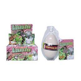 48 Units of Grow Lizard Egg - Magic & Joke Toys