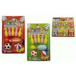 48 Units of Sport Ball Shaped Eraser - Erasers