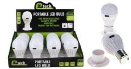 24 Units of Led Portable Bulb Light - Lamps and Lanterns