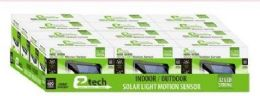 12 Units of 32 Led Solar Powered Motion Sensor - Flash Lights