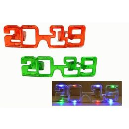 24 Units of FLASHING GLASSES - Party Favors
