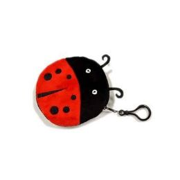 48 Units of Lady Bug Coin Purse - Coin Holders & Banks