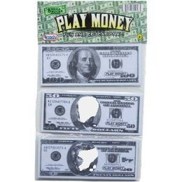 48 Units of Paper Play Money - Playing Cards, Dice & Poker