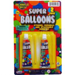 48 Units of SUPER BALLOON SET - Party Favors