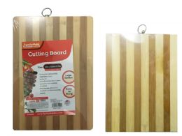 "24 Units of Bamboo Cutting Board 8.7"" X 12.6"" X 0.7"" - Cutting Boards"