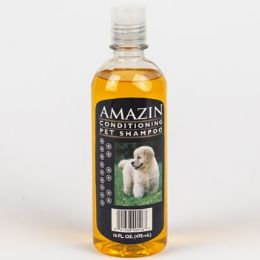 24 Units of Pet Shampoo Amazin Brand Made In Usa - Pet Grooming Supplies