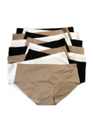 36 Units of Milan Ladies Laser-Cut Bikini Assorted Color Size Medium - Womens Panties & Underwear