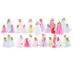 24 Units of Princess Doll Key chain - Key Chains
