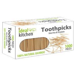48 Units of 1000 Piece Bamboo Toothpick - Toothpicks