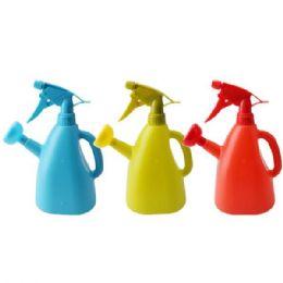 48 Units of 1000 mL Plastic Spray Bottle & Pitcher - Spray Bottles