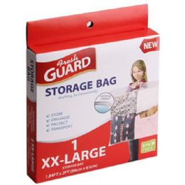 48 Units of 1 Pack XX-Large Storage Bag - Storage Holders and Organizers