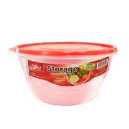 48 Units of 125 Oz Round Food Container - Food Storage Containers