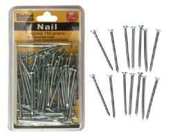"72 Units of Chrome Plate Nails 2.""180gm - Hardware"