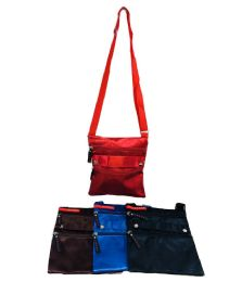 24 Units of Small Cross Body Bag [silky Sport] - Handbags