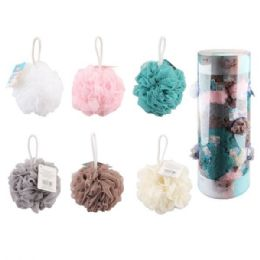 72 Units of Home Body Scrubber \ Loofah - Bath And Body