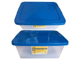 24 Units of Storage Organizer On Wheels - Storage & Organization