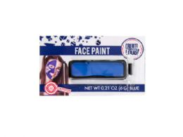 144 Units of Face Paint - Blue - Costumes & Accessories