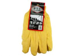36 Units of Heavy Duty Work Gloves - Working Gloves