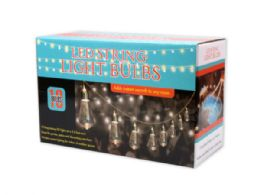 12 Units of String Led Light Bulbs - Lightbulbs