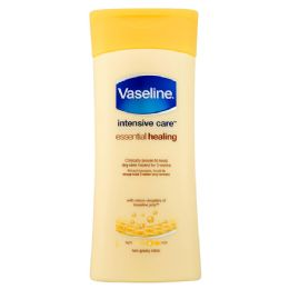 60 Units of Vaseline Essential Healing Body Lotion Shipped By Pallet - Skin Care