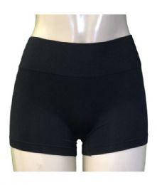 24 Units of Kali & Wins Lady's Seamless Boyshort in Size S/M - Womens Panties & Underwear