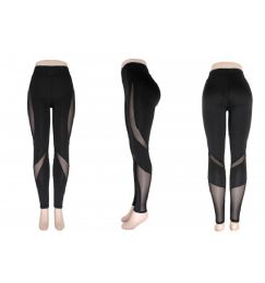 72 Units of Womens Mesh Leggings And Active Wear - Womens Leggings