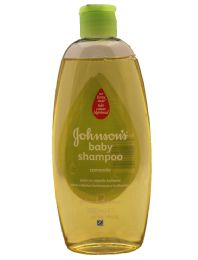 240 Units of Johnson's Chamomile Baby Shampoo Shipped By Pallet - Baby Beauty & Care Items