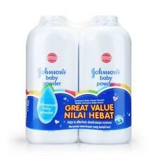 120 Units of Johnson's Twin Pack Regular Baby Powder Shipped By Pallet - Baby Beauty & Care Items