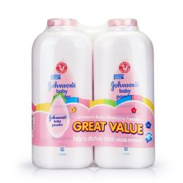 120 Units of Johnson's Twin Pack Blossom Baby Powder Shipped By Pallet - Baby Beauty & Care Items