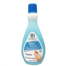 240 Units of Bazic Beauty Nail Polish Remover Shipped By Pallet - Manicure and Pedicure Items