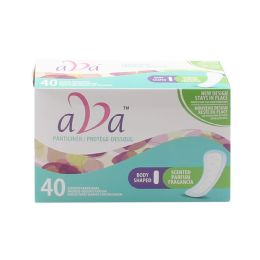 48 Units of 40 Piece Ava Scented Pantyliner - Personal Care Items