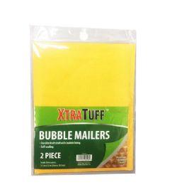 48 Units of Xtratuff 2 Pack Bubble Envelope - Envelopes