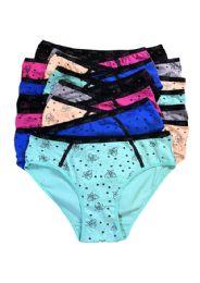 240 Units of Sheila Lady's Cotton Bikini - Womens Panties & Underwear