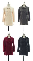 24 Units of Two Pocket Front Jacket Assorted - Women's Winter Jackets