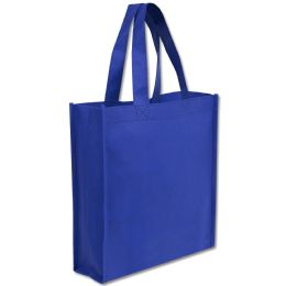 100 Units of 10 X 9 Gift Tote Bag Navy Only - Tote Bags & Slings