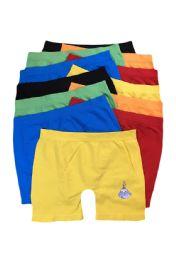 36 Units of Femina Girl Seamless Boxer Short/tight - Girls Underwear and Pajamas