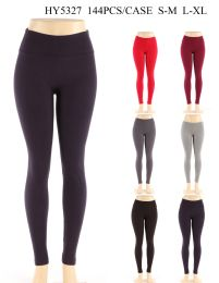 36 Units of Womens Leggings Assorted Color - Womens Leggings