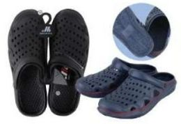 36 Units of Mens Sandals With Open Holes - Men's Flip Flops and Sandals