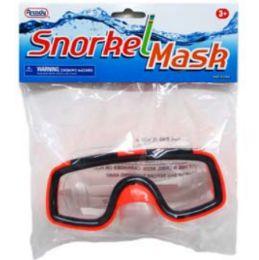 "36 Units of 6"" Snorkel Mask - Summer Toys"