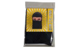 240 Units of Ninja Face Ski Mask - Unisex Ski Masks