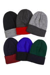 120 Units of Kids Acrylic Knit Winter Beanie - Winter Beanie Hats