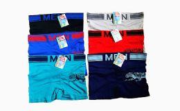 90 Units of Mens Boxer Briefs Mens Stretch - Mens Underwear