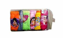 432 Units of Girls Assorted Style Panties - Girls Underwear and Pajamas