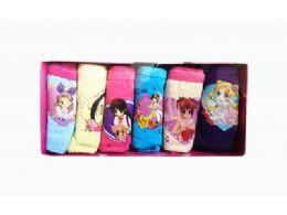 120 Units of Little Girls Toddler Kids Ballet Princess Panties - Girls Underwear and Pajamas