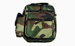 36 Units of Weekender Crossbody Camo Bag - Shoulder Bags & Messenger Bags