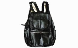 20 Units of Faux Leather Backpack Purse For Women - Shoulder Bags & Messenger Bags