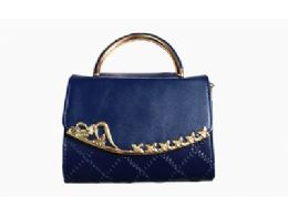 36 Units of Womens Handbags And Purses Ladies Designer Tote Shoulder Bags Satchel Top Handle With Gold Accenting - Handbags