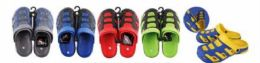 36 Units of Mens Closed Toe Sandal Assorted Colors And Sizes - Men's Flip Flops and Sandals