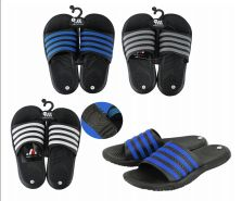 50 Units of Mens Open Toe Sandal Assorted Colors And Sizes - Men's Flip Flops and Sandals